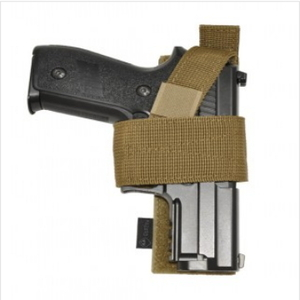 Stick Up (TM): modular velcro holster