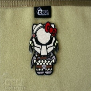 ORCA Industries - Hello Kitty Predator Patch