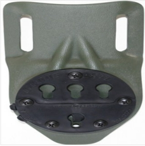 RTI DUTY Mount Kydex Belt-Slide / Fits: 1.5