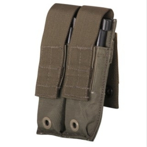 Pistol Magazine Pocket, Double, MOLLE
