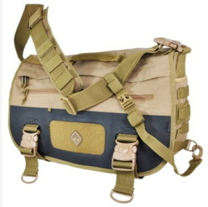 Defense Courier (TM): Tactical Laptop-Messenger