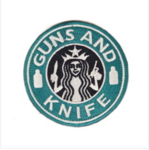 Guns and Knife Patch