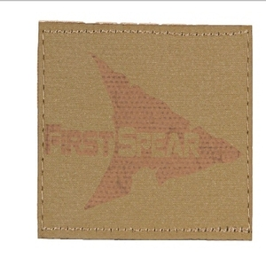 FirstSpear�� Logo Patch 2x4
