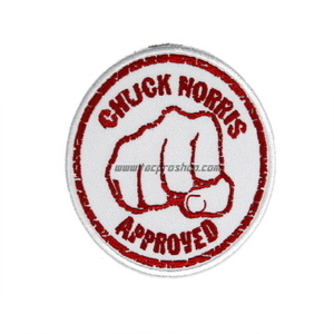 Chuck Norris Approved Patch