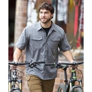 Freedom Flex Woven Shirt - Short Sleeve