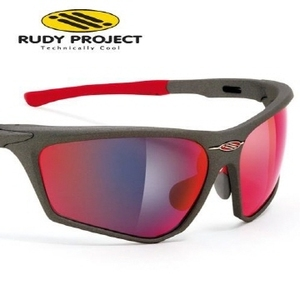 Rudy Project - Zyon Graphite MultiLaser Red