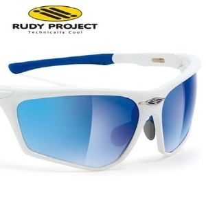 Rudy Project - Zyon White Pearl MultiLaser Blue