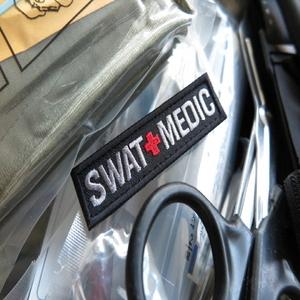 SWAT MEDIC Patch